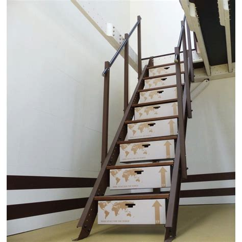 kit tiroir plateau pour l escalier tecrostar