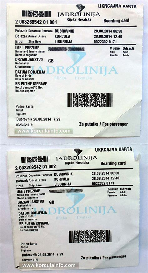 catamaran ferry tickets liburnija ferry tickets dubrovnik korcula and hvar korcula