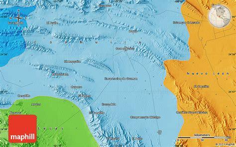 where is el co on map political map of el colorado