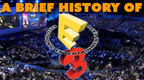 game industry events events for gamers how e3 became gaming s biggest event the know gaming