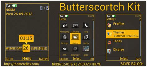 ui themes for nokia c2 01 c2 01 themes themereflex