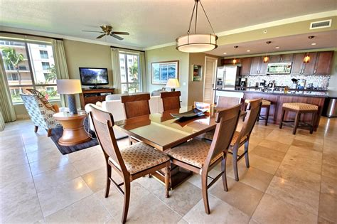 kitchen living room dining room open floor plan pictures kbm hawaii