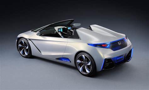 honda sports car car and driver