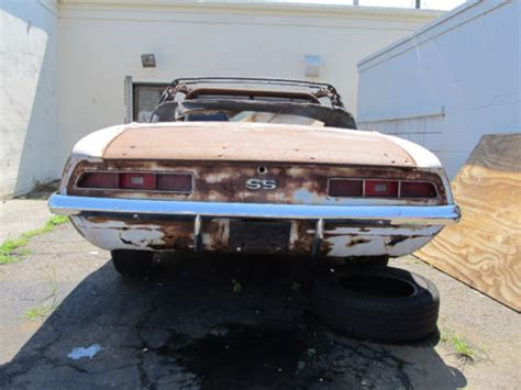 1969 Camaro Convertible ? $4049   Musclecars For Sale at