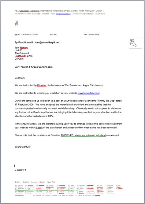 Introduction Letter Of Car Rental Company Etrawler Ltd Owner Of Car Trawler And Argus Carhire Could Learn A Lot From Easycar Tom