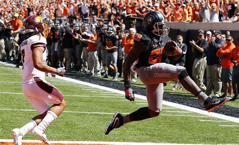 Central Michigan Ranking Mba by Oklahoma State Football Ranking The 10 Best Players On