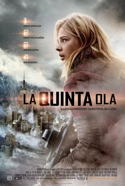 poster de the fifth wave la quinta ola p 243 ster de la quinta ola the fifth wave posters
