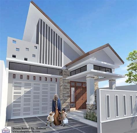 desain bentuk depan rumah 30 gambar tak depan rumah minimalis 1 dan 2 lantai 2018