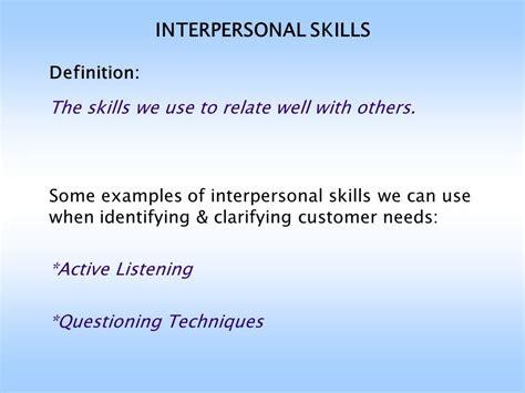 identifying customer needs ppt