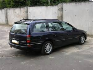 Opel Omega 1996 1996 Opel Omega Caravan Pictures 2500cc Gasoline Fr Or
