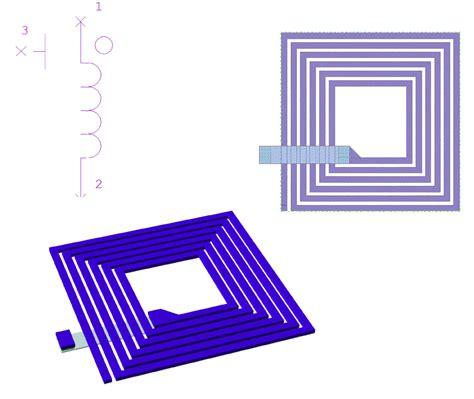 modeling of spiral inductors spiral inductor modeling for rf ics edn