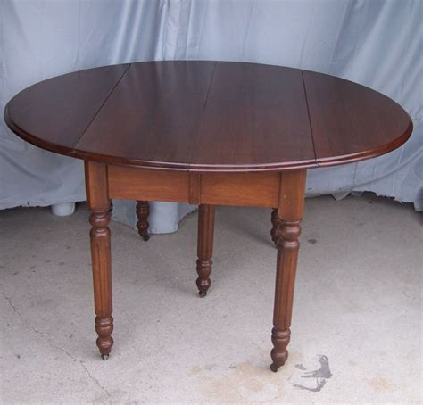 bargain s antiques 187 archive antique walnut drop