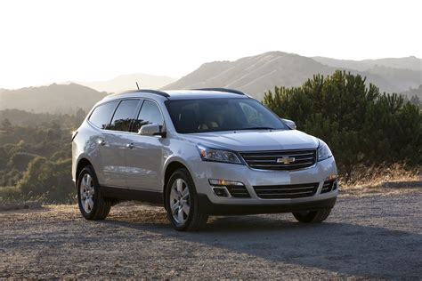 chevrolet traverse 2017 chevy traverse exterior style gm authority