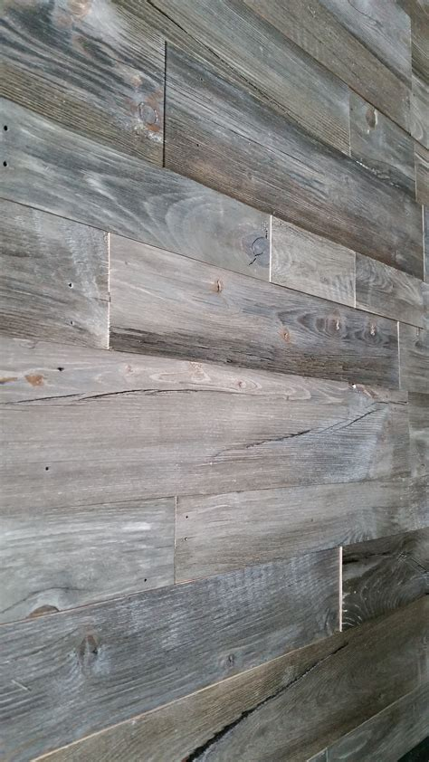 Gray Shiplap Wall Introducing Our New Barnwood Grey Prefab Wall Panels
