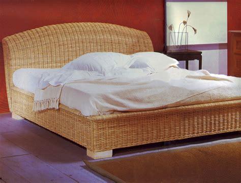korbbett und korbsofa korbbett und rattanbett korbbetten - Bett Geflochtenes Kopfteil