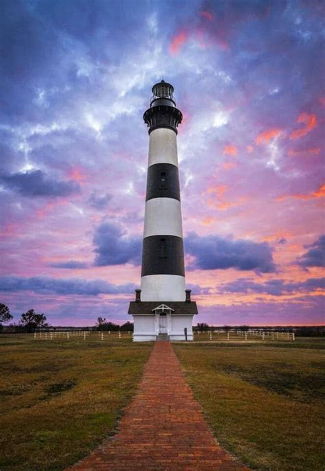 lovely lighthouse in carolina lighthouses