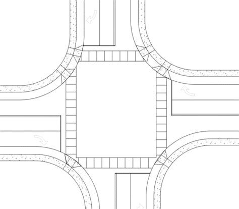 traffic intersection diagrams 4 way intersection diagram 28 images intersection type