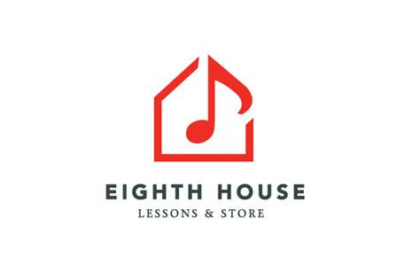 house music logo eighth house music logo design logo cowboy