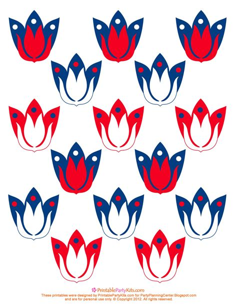 cupcake picks template free 3d patriotic cupcake picks template printable