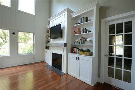 White Living Room Cabinets by Wall Units Glamorous Built Ins For Living Room