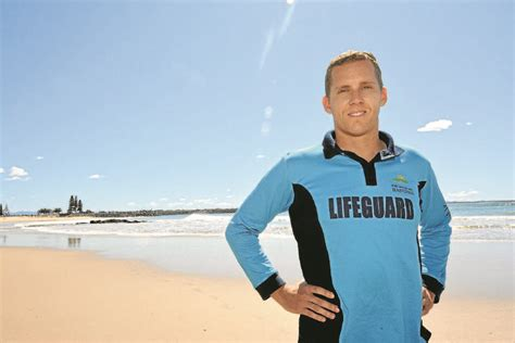 new lifeguard at the helm port macquarie news