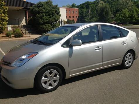 2005 Toyota Prius Mpg Buy Used 2005 Toyota Prius Electric Hybrid Up To 60