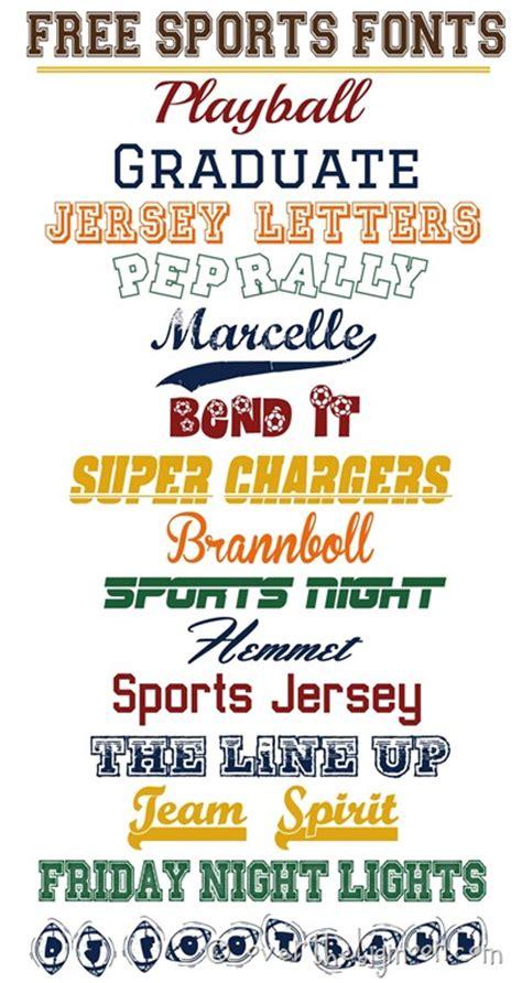 Kitchen Bulletin Board Ideas by Free Sports Fonts