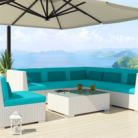 Wonderful White Outdoor Furniture All Home Decorations White Modern Outdoor Furniture