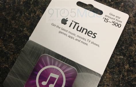 30 Itunes Gift Card - variable itunes gift cards hit retailers just in time for holiday shopping