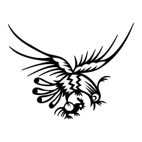 tribal rooster tattoos rooster iii tatto black white tribal tatto lover