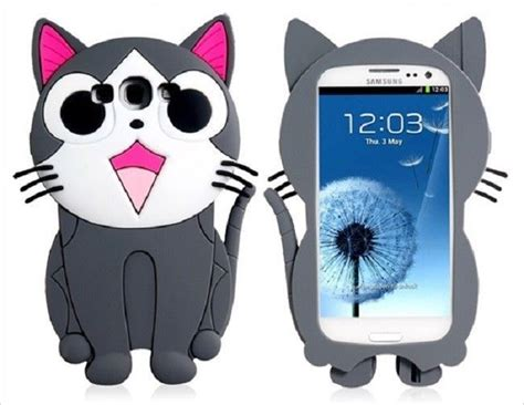 Silicone Rubber 3d Toys Samsung S4 S5note 3 4 Iphone 6 24 best images about galaxy s3 phone cases on