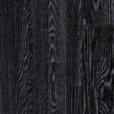 black laminate flooring for bathrooms pergo max 7 61 in w x 3 96 ft l ebonized oak embossed