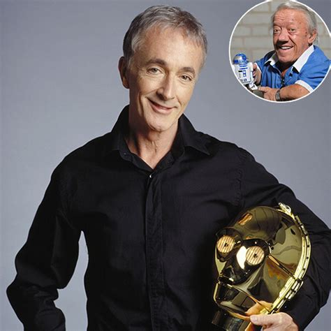 anthony daniels nndb is anthony daniels gay the best squirt ever