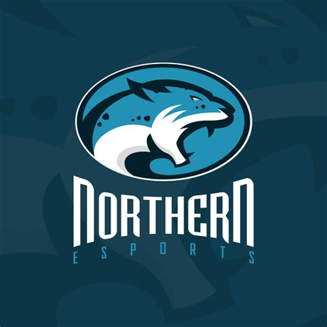 Northern Esports Logo By Sebekk On Deviantart Esport Logo Template
