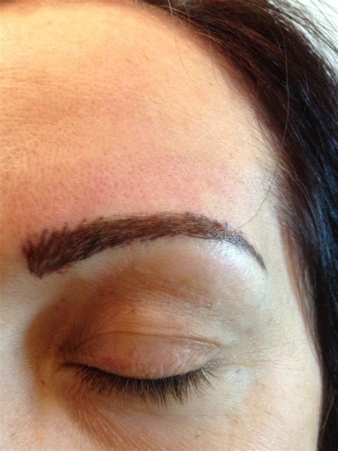 tattoo eyeliner pittsburgh 83 best permanent makeup brows images on pinterest