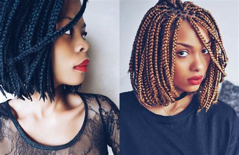 Bob Hairstyles 2017 Braids by The Trends Black Hairstyles 2017 Blackhairlab
