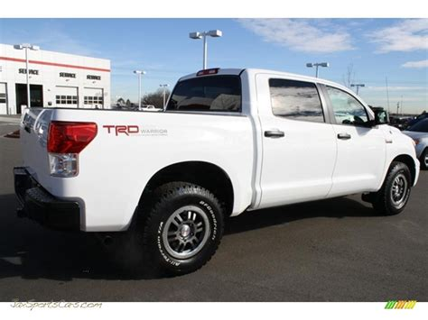Toyota Tundra Trd For Sale 2010 Toyota Tundra Trd Rock Warrior Crewmax 4x4 In