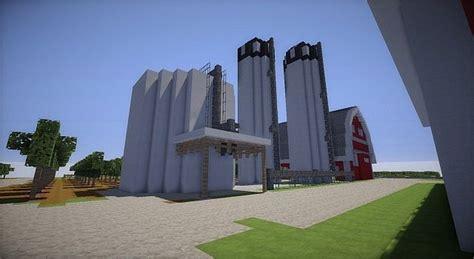 build a farmhouse farm house and red barns minecraft building inc