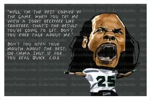 richard sherman the inspiring story of one of football s greatest cornerbacks books seahawks quotes quotesgram