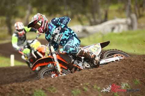 junior motocross racing 2018 ktm junior motocross racing team revealed bike review