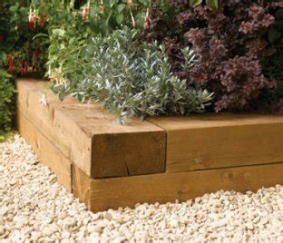 Wood Sleepers For Sale by Wooden Railway Garden Sleepers New Free Delivery