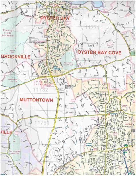 Tax Verification Letter Nassau County Themapstore Nassau County Ny Map