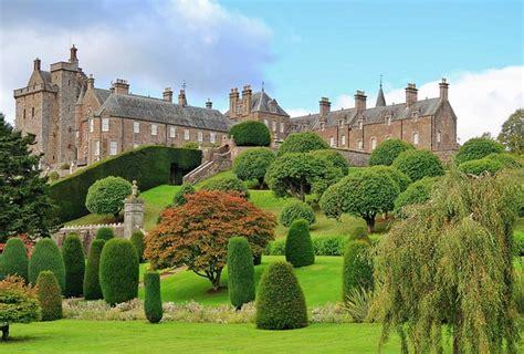 cinque castelli piu belli della scozia il viaggio