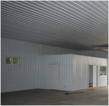 Garage Wall Liner by Steel Liner Panels