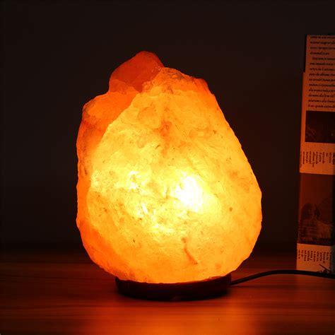 salt rock light himalayan ionic salt rock light l air