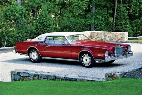 lincoln classic collectible classic 1972 1976 lincoln continental iv