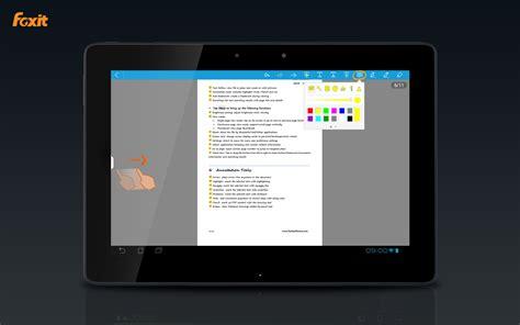 foxit mobile pdf apk foxit mobilepdf business apk descargar