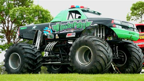 videos de monster truck 4x4 wallpapers of monster trucks wallpapersafari