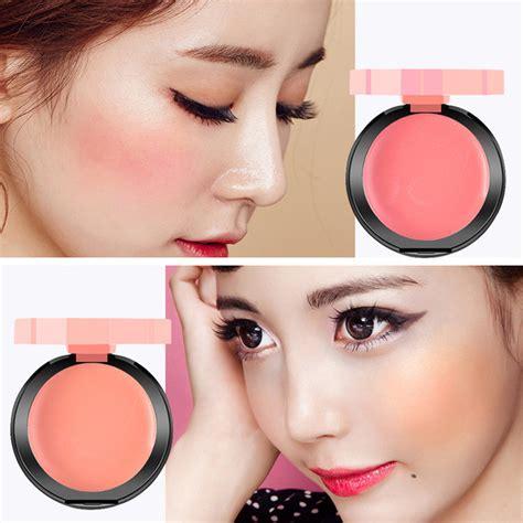 Makeup Silky by Brand Blusher Palette Soft Moisturizing Waterproof