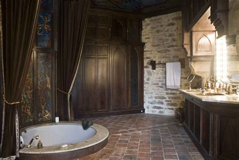 bathroom image montbrun castle the masters bathroom
